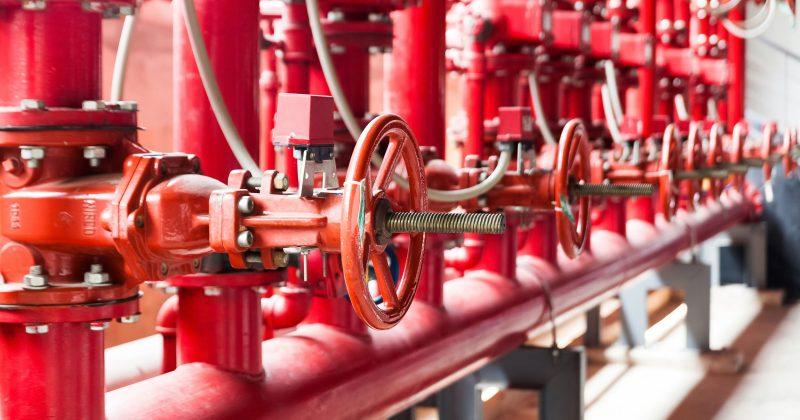 Эксплуатация пожарного водопровода