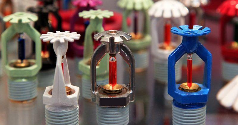 Требования к спринклерной системе тушения пожара